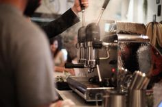 #MondayBlues!? We're locking and loading this beast all day with #singleorigin fuel for you all. Have a great day #Capetown. You know who loves you. #flatmountain #espressomachine #capetowncoffee http://ift.tt/1VbgBi2