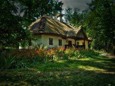 dwór na Ukrainie