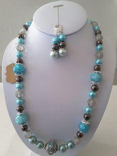 SkyBlue Necklace