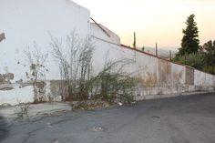 Trasera de Convento de Santa Angela de la Cruz. 18/09/2013