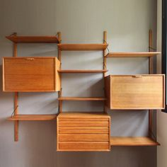 The Minimalist WITJES Wall Storage System | The Minimalist, More More And Wall  Storage Systems