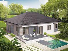 Projekt domu Eris II G2 (wersja C) energo