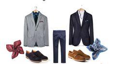 """Para una reunión con clientes el """"business casual"""" o formal casual es la mejor opción."""
