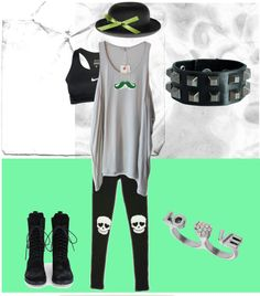 A fashion look from January 2013 featuring loose tank, legging pants and compression sports bra. Browse and shop related looks. Shoe Bag, Polyvore, Stuff To Buy, Bags, Clothes, Shopping, Collection, Design, Women