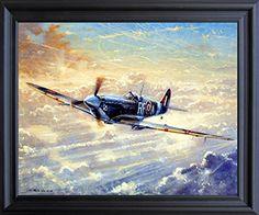 Spitfire Painting Military Airplane Aviation Wall Decor B... https://www.amazon.com/dp/B00Z0CUR6K/ref=cm_sw_r_pi_dp_x_v1kbyb5FAB5W4