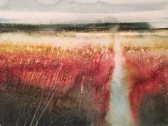 .: Artist Paul Fowler - Faversham Creek #watercolour #painting #art :.