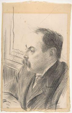 Portrait of the Marquis de Biron. Giovanni Boldini (Italian, Ferrara 1842–1931 Paris)
