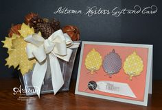 Jen Timko - AWW Oct - Autumn Hostess Gift and Card