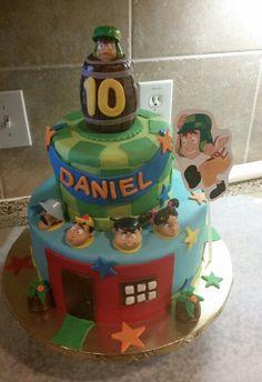 Chavo del 8 cake