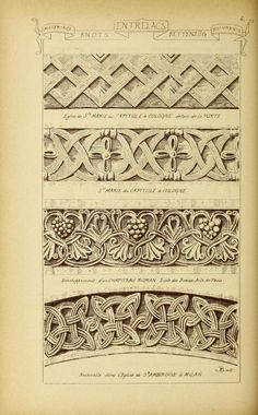 more@ - - Materials & documents of architecture and sculpture… Detail Architecture, Historical Architecture, Classical Architecture, Wood Carving Designs, Wood Carving Patterns, Baroque Frame, Motifs Textiles, Steinmetz, Ornament Drawing