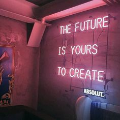 Ideas For Led Lighting Quotes Neon Signs Positive Vibes, Positive Quotes, Neon Quotes, Pink Quotes, Neon Words, Light Quotes, Neon Wallpaper, Purple Wallpaper Iphone, Neon Aesthetic