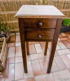 Die 25 besten Bilder von vintage Möbel selber machen | Recycled ...