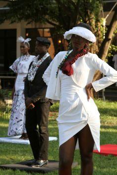 Stylist - Meni Mbugha for VIVVYA Model - Prisca/Idriss/Steph Make-Up - Arlette M Photo Credits - SOKO SOKO Bazar / VIVVYA (by C. PEPIN)