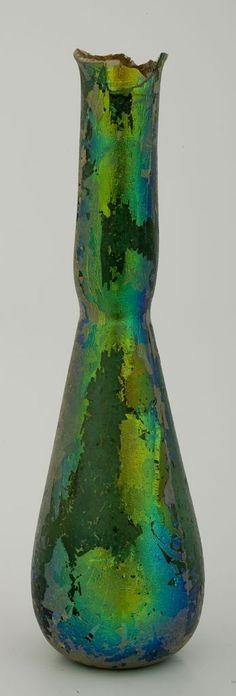 Tear Bottle, HUAM, Egyptian
