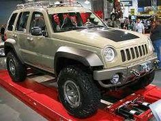Risultati immagini per concept cherokee liberty kj Cherokee Sport, Black Jeep, Jeep Xj, Jeep Liberty, 4x4, Bike, Vehicles, Jeep Stuff, Cars