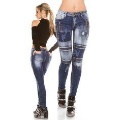 bf55382ebaa 10 mejores imágenes de acabados de jeans