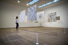 art gallery display - Google Search