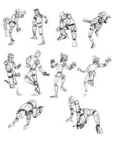 #figurestudy #visualdevelopment #conceptualartwork #characterdesign #sketchbook #illustration #clipstudio #surfacepro3