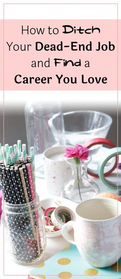 How to Ditch Your Dead-End Job and Find a Career You Love  Hear about my journey to where I am now and what I have learned in this interview.  My two business coaches, Sue Painter and Joy Chudocoff, are interviewing me on the call.  Read more: http://www.classycareergirl.com/2015/04/elevate-spotlight-interview/