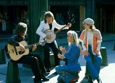 Abba , such great music.. I wonder if they miss it.. We miss them!