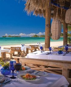 Sandals Negril Beach & Spa Resort, Negril, Jamaica