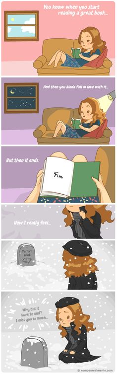 "How I really... :: After ""the end"" 