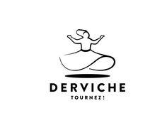 Derviche logo graphi