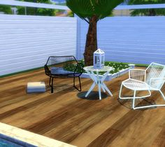 meinkatzcreations | Tropicalia Chair