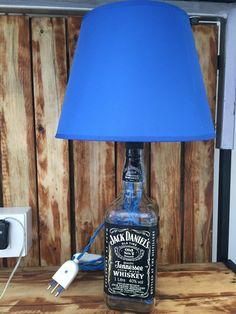 15+ Ideas Inspiradoras para Hacer Lámparas con Botellas de Cristal