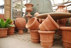 Classic Italian Terracotta Pottery. Eye of the Day works with top manufacturers to maintain a large inventory of pottery handcrafted from Italy.