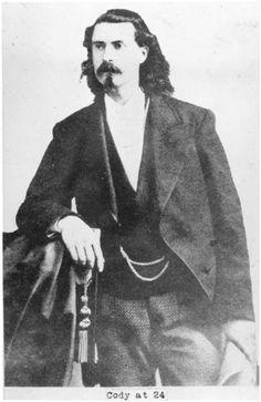 Buffalo Bill ~ In Colorado Springs Colorado ~ 1870