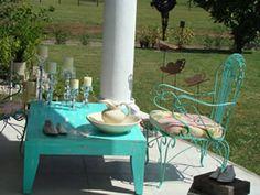 Muebles de forja para jardín, colección TOLEDO | Muebles de forja ...
