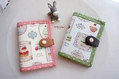 Hothot Ginger ♥ Handmade Craft 手作杂货: Short Wallet | 短夹钱包 | SOLD