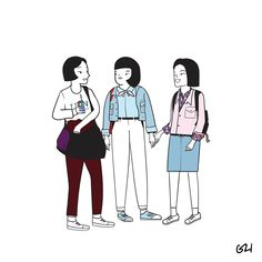 Duk Seon and friends / Reply 1988 Korean Tv Shows, Best Kdrama, Korean Entertainment, Printable Stickers, Aesthetic Vintage, Lovers Art, Aesthetic Wallpapers, Art Sketches, Character Design