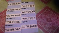 Open when letters for my best friend. ❤ | We Heart It | best ...