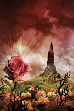 Illustration by Cliff Nielsen – The Dark Tower by Stephen King