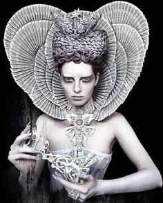 Beautiful Women In Wonderland Photography By Kirsty Mitchell