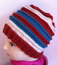 Eila hat by Liisa Lanka. Free pattern!