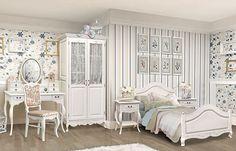 Спальня «Джульетта» от Wellige   Мебель для спальни из берёзы в стиле Прованс