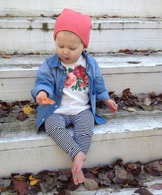CULTURED. Blog // How to Wear It: Layering for Baby