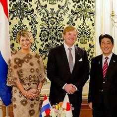 """""""State Visit to Japan . . . #Japan #shinzoabe #statevisit"""""""