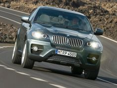 2008 BMW X6 Sports Activity Coupe Image