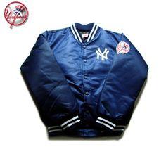 【NEW YORK YANKEES】【ニューヨーク・ヤンキース】ナイロン・スタジアム・ジャケット ネイビー バックNewYork BIGロゴ サイズS-2XL 【ジャンパー】【MLB】【jacket】【navy】【バスケ】【スタジャン】【アウター】【青】【コーチジャケット】【送料無料】【あす楽】【楽天市場】