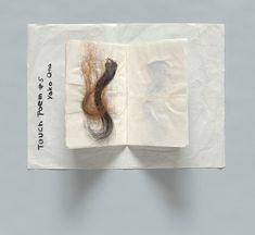 Yoko Ono, Touch Poem # 5, ca. 1960, Museum of Modern Art