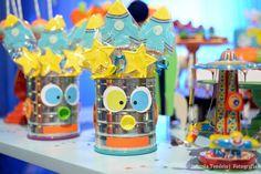 Meu Dia D - Festa Victor - Tema Robôs - Fotos Priscila Tenório (5)