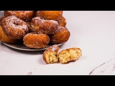 Rosquillas (Spanish Doughnuts): fluffy and so easy, they are addictive! - YouTube