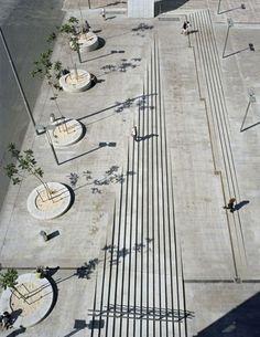 Escada - rampa #UrbanLandscape