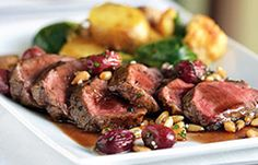 Heart-Healthy Recipes  Nutritious food that's high in good fats, fiber, and flavor