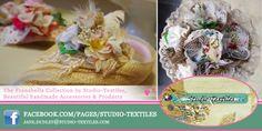 Studio-Textiles' Postcard for Brides Magazine Cd Rom Atlantic Media 'Very very Vintage' Category...January/February 2014 edition.