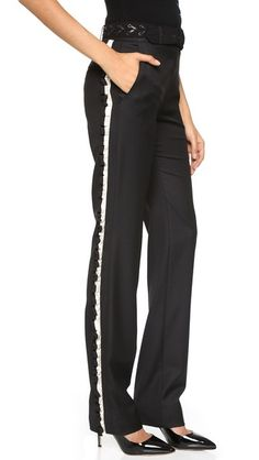 Preen By Thornton Bregazzi Hether Frill Pants